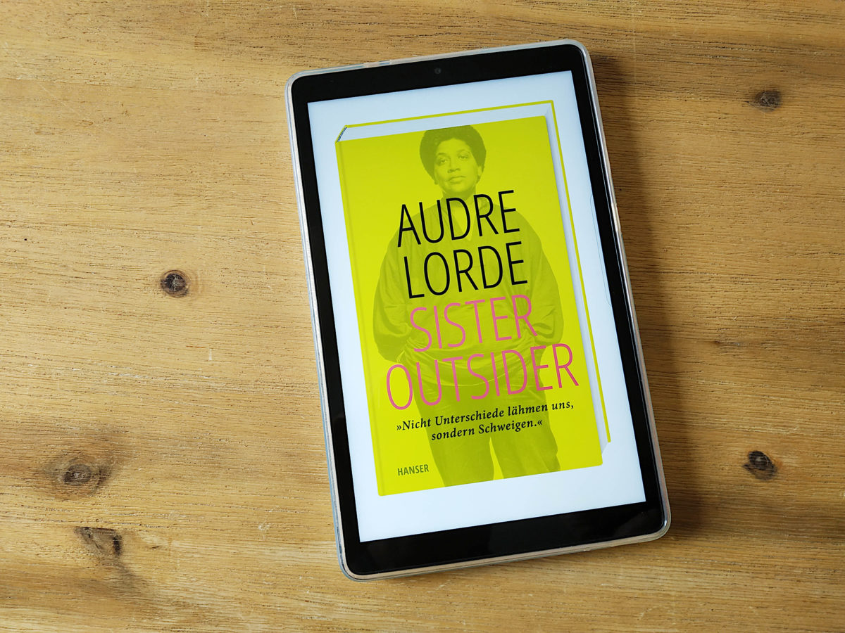 Audre Lorde - Sister Outsider